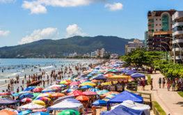 Verão em Itapema Meia Praia